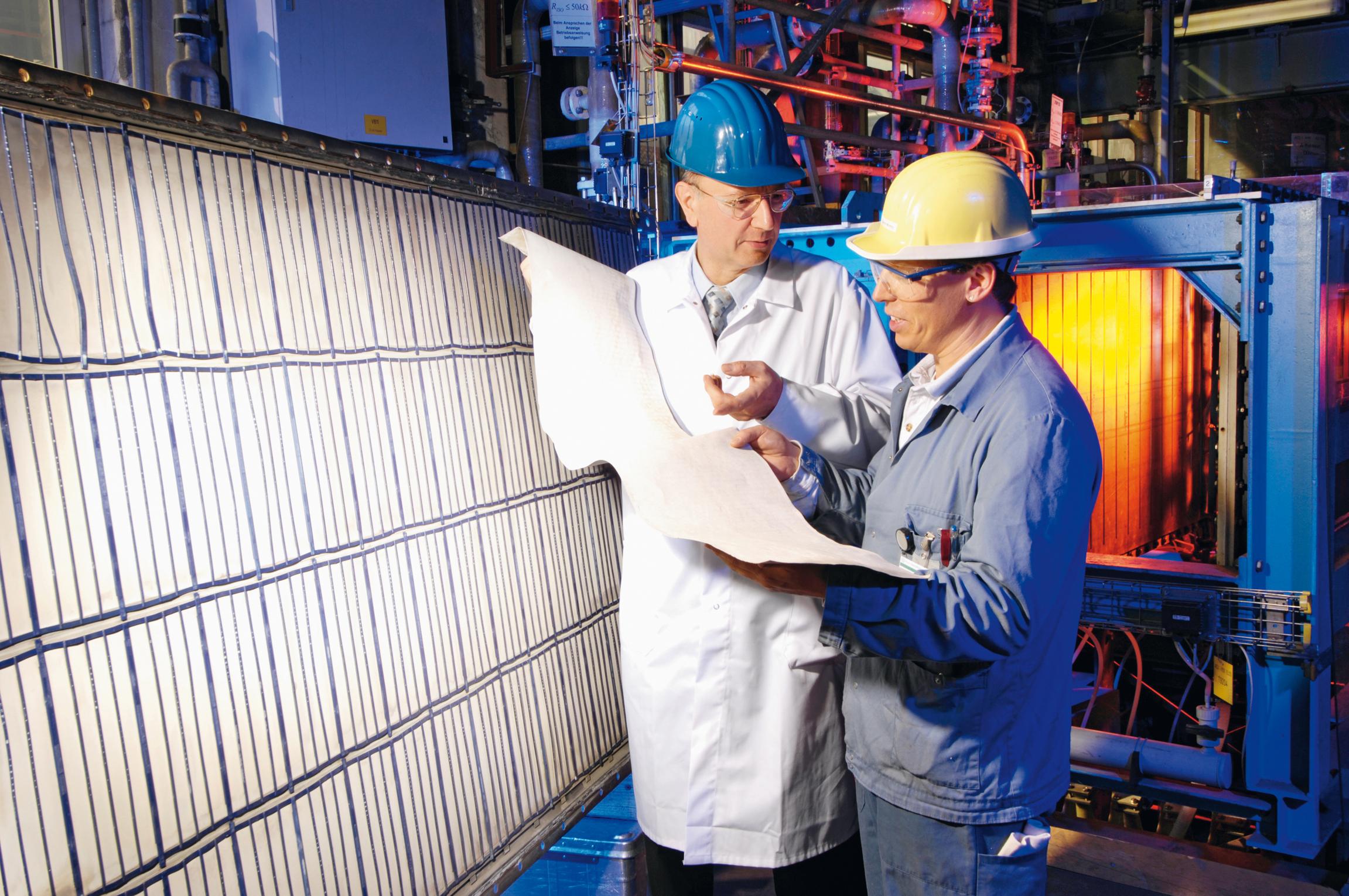 Экспертиза в области индустриальной безопасности
