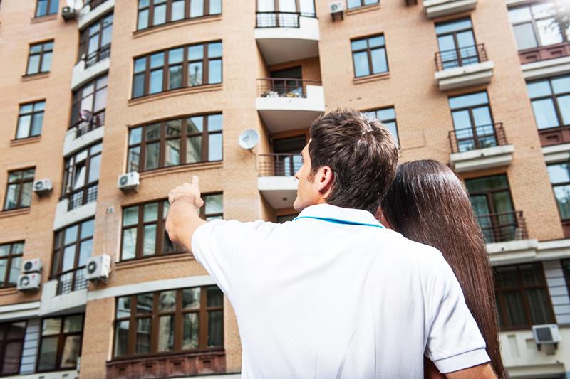 Приобретение жилья на вторичном рынке.