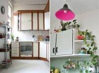 Как и где расположить кухонные шкафчики